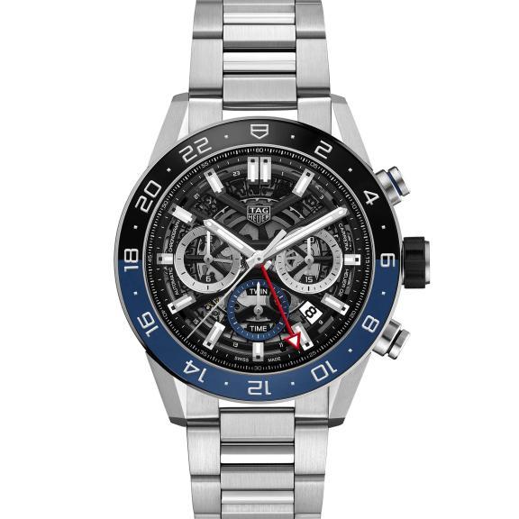 TAG Heuer-Carrera Heuer 02 GMT-CBG2A1Z.BA0658