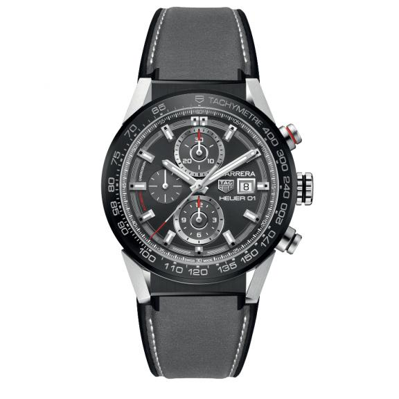 TAG Heuer-Carrera Calibre Heuer 01 Aston Martin Limited Edition-CAR2A1AB.FT6163-2