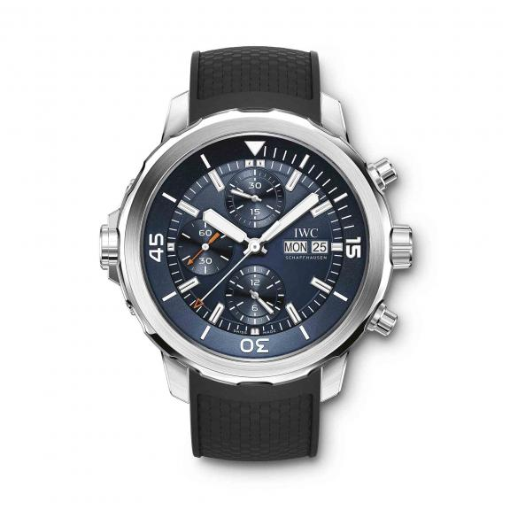 IWC-AQUATIMER CHRONOGRAPH EDITION «EXPEDITION JACQUES-YVES COUSTEAU»-IW376805