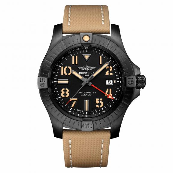 Breitling-Avenger Automatic GMT 45 Night Mission-V32395101B1X1