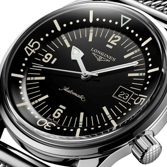 Longines-The Longines Legend Diver Watch-L3.774.4.50.6-5