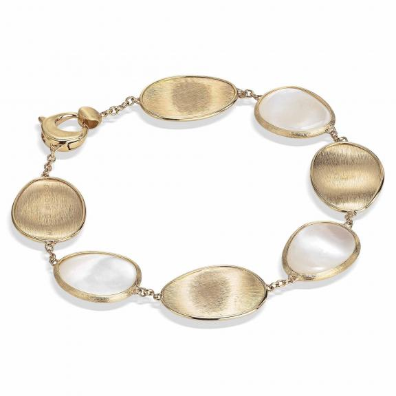Marco Bicego-Lunaria Armband Mother Of Pearl-BB2099 MPW Y
