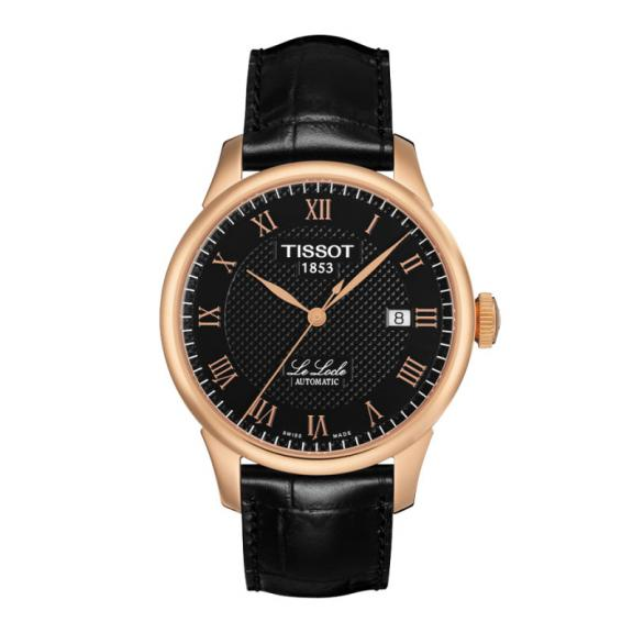 Tissot-T-Classic Collection LE LOCLE AUTOMATIC GENT-T41.5.423.53