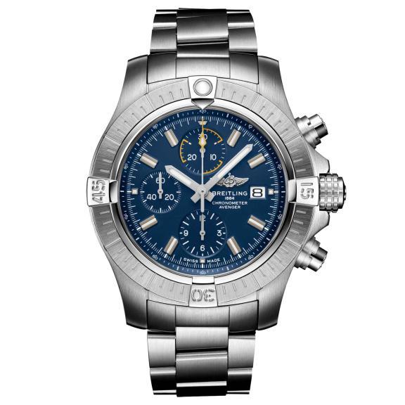 Breitling-Avenger Chronograph 45-A13317101C1A1