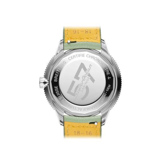 Breitling-Superocean Heritage ´57 Pastel Paradise Capsule-A10340361L1X1-2