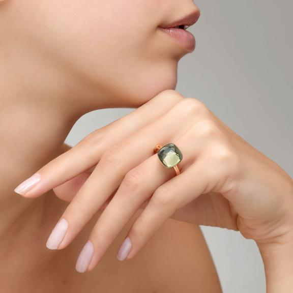 Pomellato-Ring Nudo-A.B201/O6/PA-4
