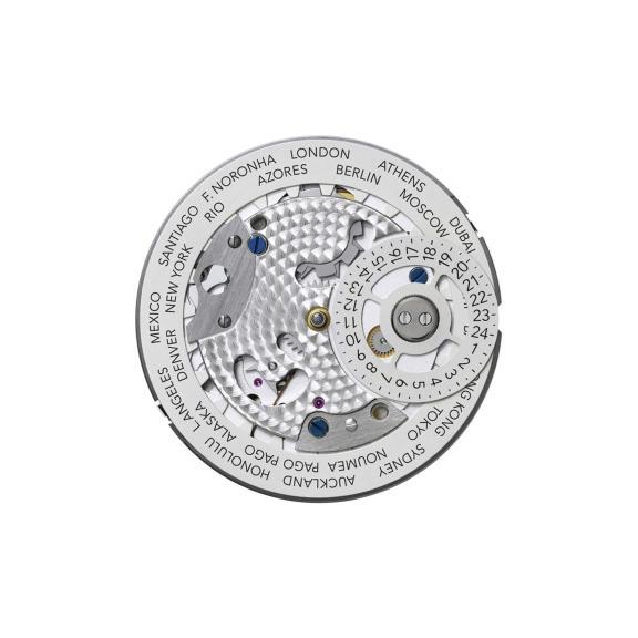 NOMOS Glashütte-Tangomat GMT-635-3