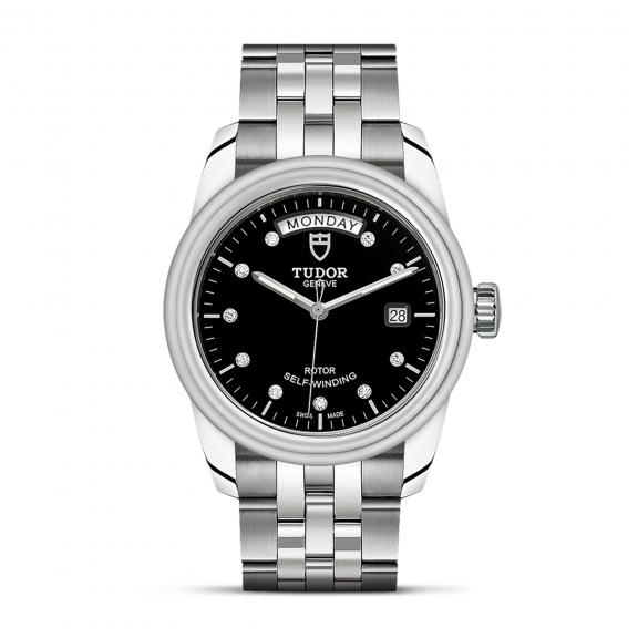 TUDOR-Glamour Date+Day-M56000-0008