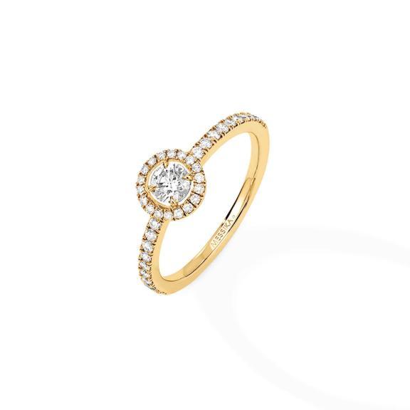 Messika-Joy Diamant Rond Ring-04163-YG