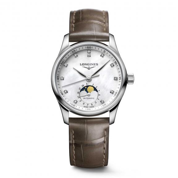 Longines-The Longines Master Collection-L2.409.4.87.4