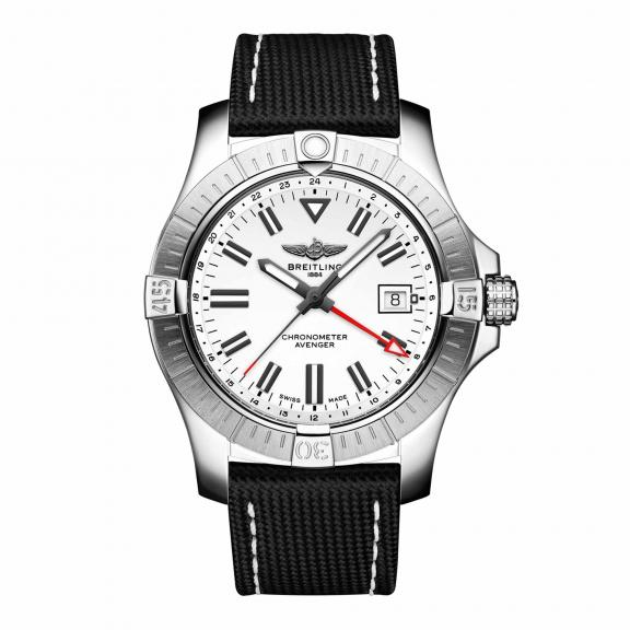 Breitling-Avenger Automatic GMT 43-A32397101A1X1-1