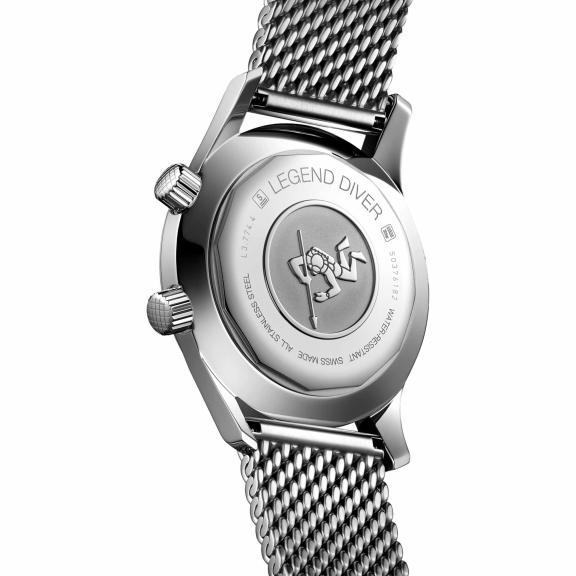 Longines-The Longines Legend Diver Watch-L3.774.4.50.6-3