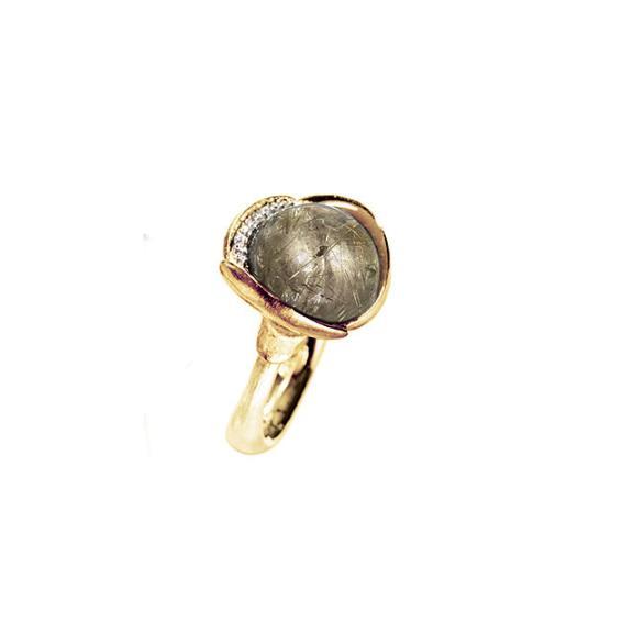 Ole Lynggaard Copenhagen-Lotus Ring Gr. 3-A2652-411