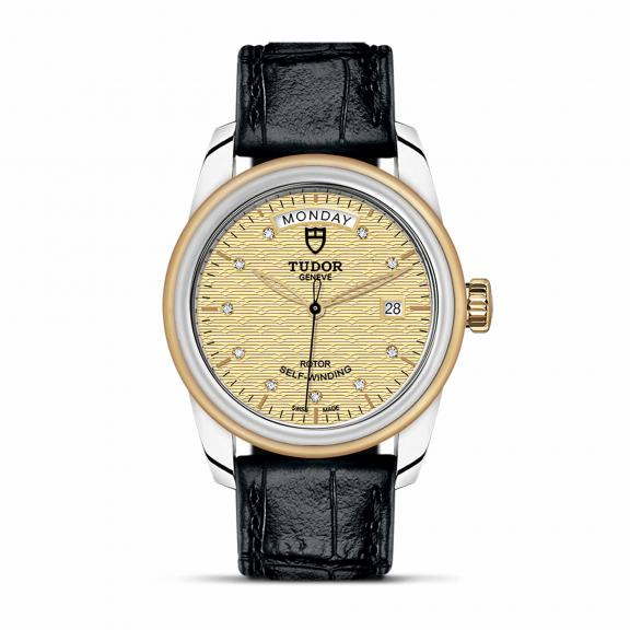TUDOR-Glamour Date+Day-M56003-0029