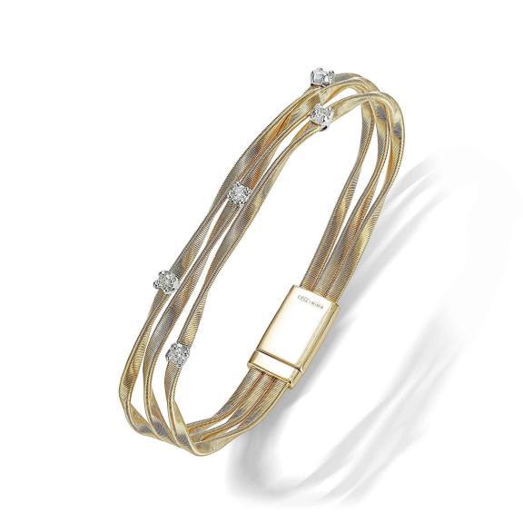Marco Bicego-Marrakech Armband-BG338 B YW M5