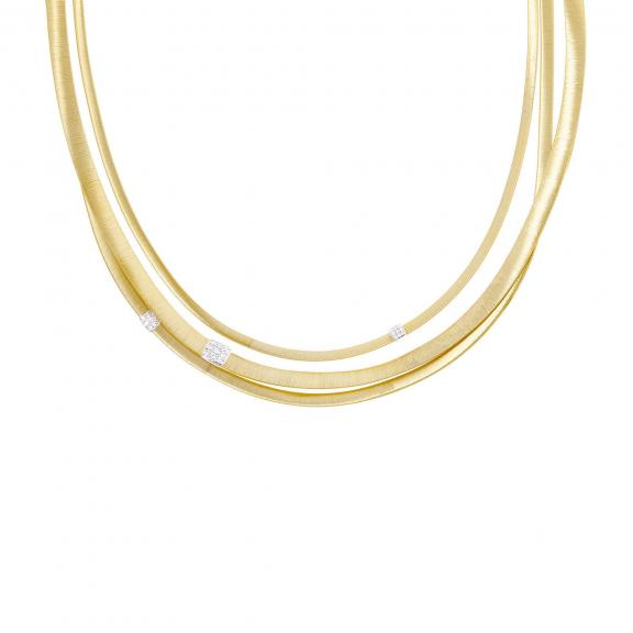 Marco Bicego-Masai Halskette-CG733 B YW M5