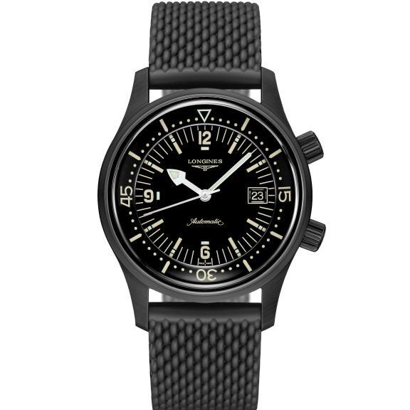 Longines-The Longines Legend Diver Watch-L3.774.2.50.9-1
