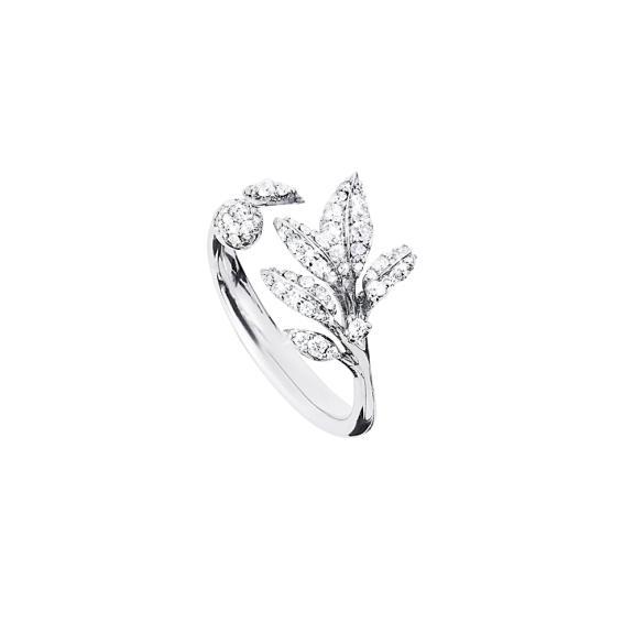 Ole Lynggaard Copenhagen-Winter Frost Ring Small-A2771-501