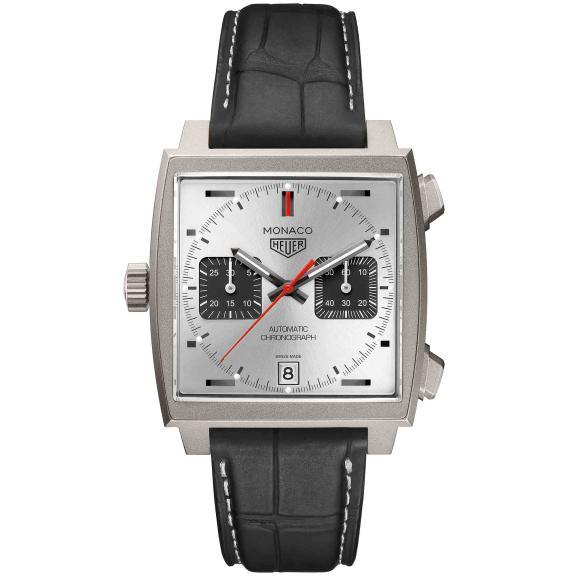 TAG Heuer-Monaco Titan Special Edition-CAW218B.FC6496
