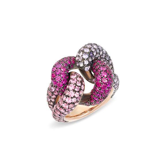 Pomellato-Ring Catene-PAB6061OADRK0SPZR