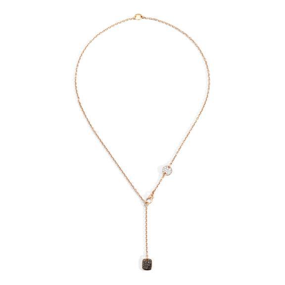 Pomellato-Sabbia Lariat Halskette-PCC011007BWRDBX00-1