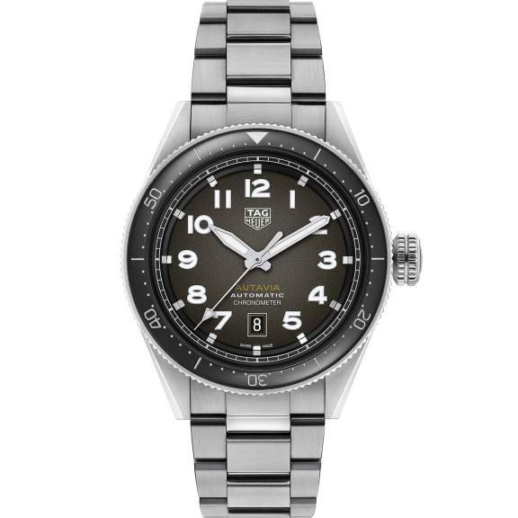 TAG Heuer-Autavia Calibre 5 Chronometer-WBE5114.EB0173-1