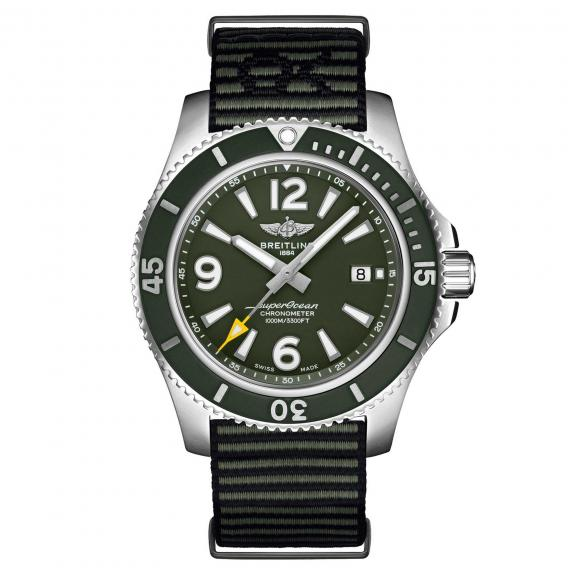 Breitling-Superocean Automatic 44 Outerknown-A17367A11L1W1