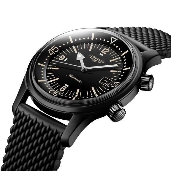Longines-The Longines Legend Diver Watch-L3.774.2.50.9-3