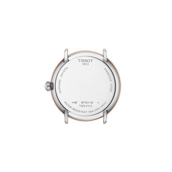 Tissot-Glendora 18K Gold-T929.210.41.046.00-2