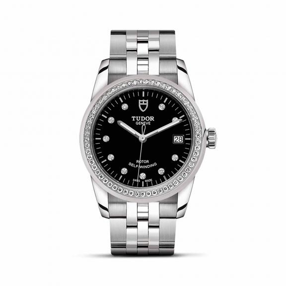 TUDOR-Glamour Date-M55020-0007