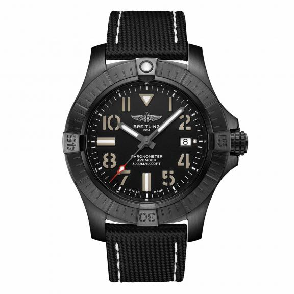 Breitling-Avenger Automatic 45 Seawolf Night Mission-V17319101B1X1