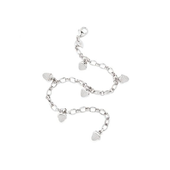 Tamara Comolli-Mikado Charm Diamant Pavé Armband-B-MC-ch-p-wg-2