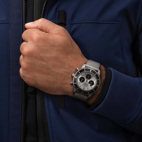 Breitling-Superocean Héritage II B01 Chronograph 44-AB0162121G1A1-5