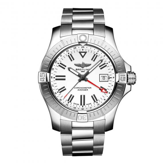 Breitling-Avenger Automatic GMT 43-A32397101A1A1-1