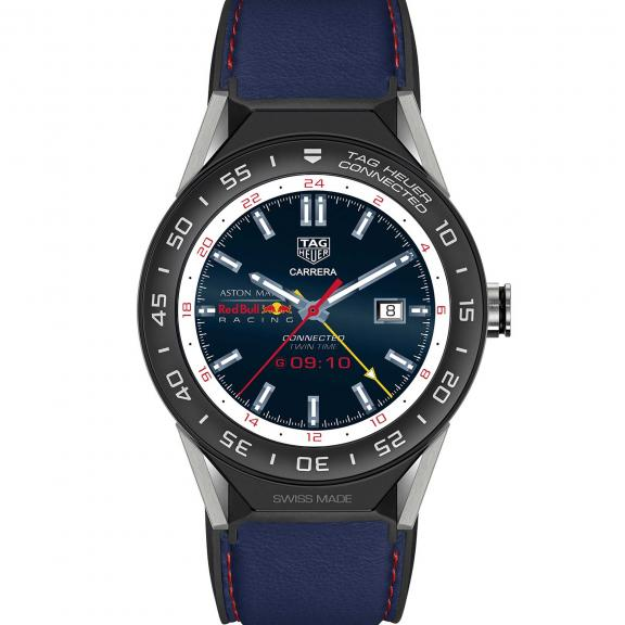 TAG Heuer-Connected Modular 45 Aston Martin Red Bull Racing-SBF8A8028.11EB0147