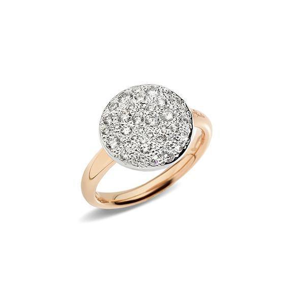 Pomellato-Sabbia Ring -PAB2040O7000DB000