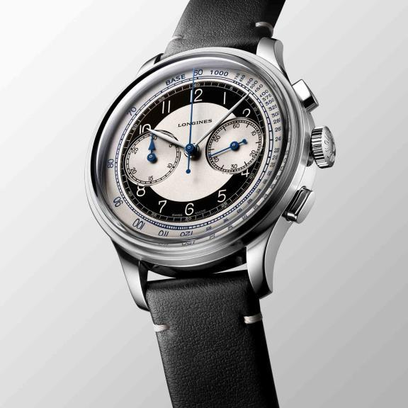 Longines-The Longines Heritage Classic Chronograph-L2.830.4.93.0-3
