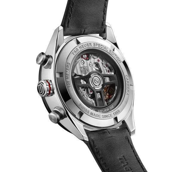 TAG Heuer-Carrera Porsche Chronograph Special Edition-CBN2A1F.FC6492-3
