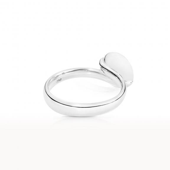 Tamara Comolli-BOUTON Ring small Swiss Topas-R-BOU-s-ToSw-wg-3