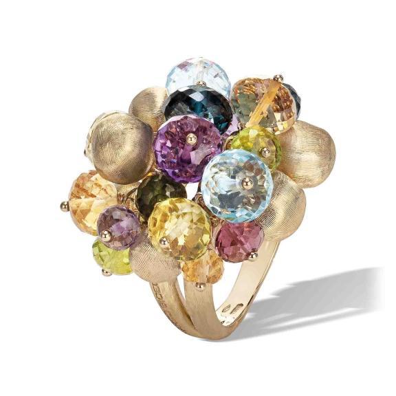 Marco Bicego-Africa Gemstone Ring-AB604 MIX02 Y