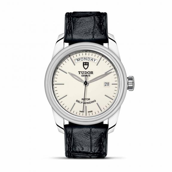 TUDOR-Glamour Date+Day-M56000-0176