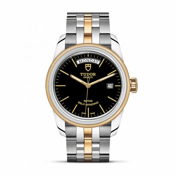 TUDOR-Glamour Date+Day-M56003-0007