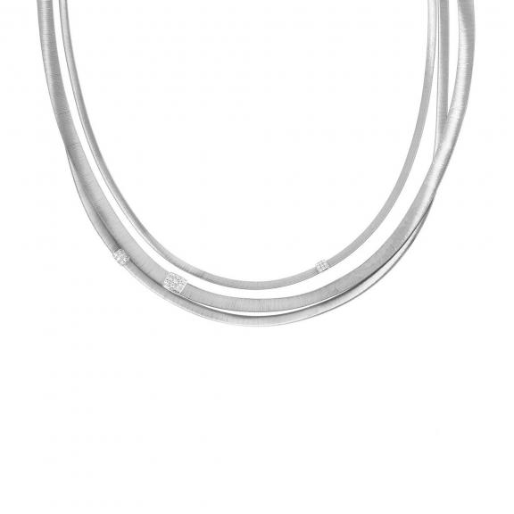 Marco Bicego-Masai Halskette-CG733 B W