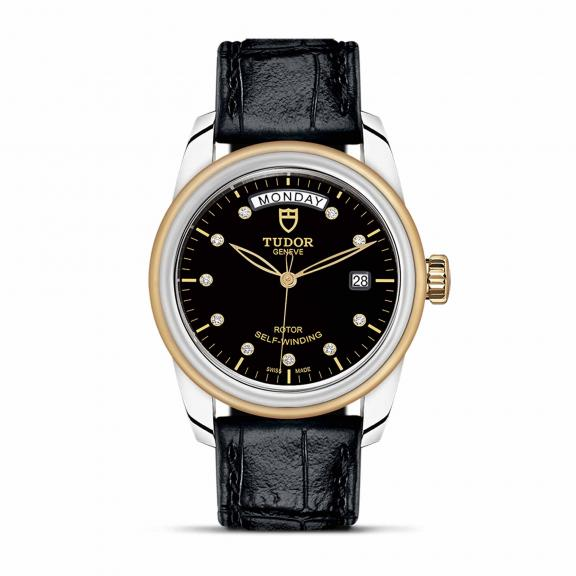 TUDOR-Glamour Date+Day-M56003-0045