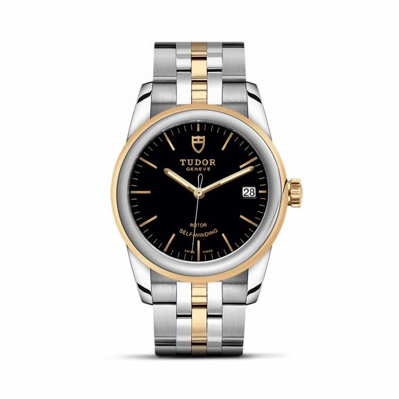 TUDOR-Glamour Date-M55003-0007