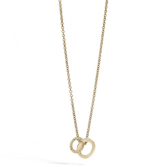 Pomellato-Brera Halskette mit Anhänger-PCB9102O7000DBR00