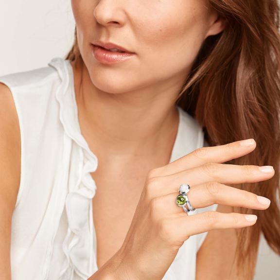 Tamara Comolli-BOUTON Rong small Peridot-R-BOU-s-Per-wg-5