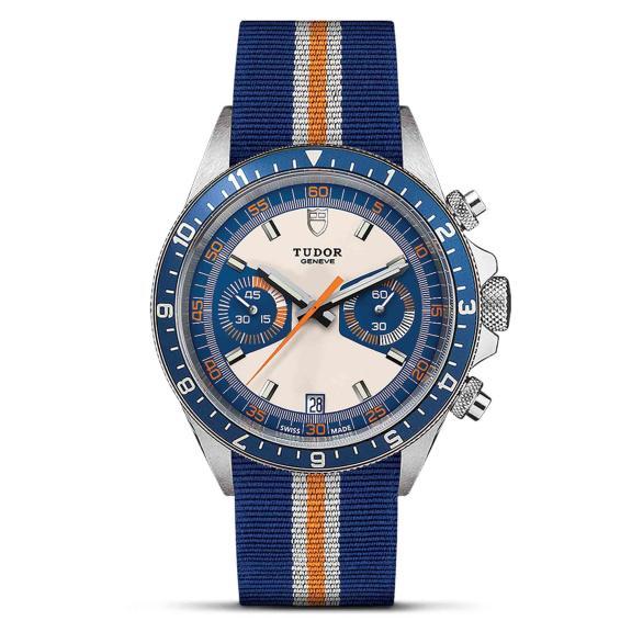 TUDOR-Heritage Chrono Blue-M70330B-0003