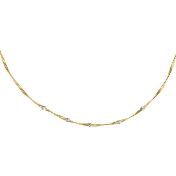 Marco Bicego-Marrakech Couture Halskette-CG337 B YW M5