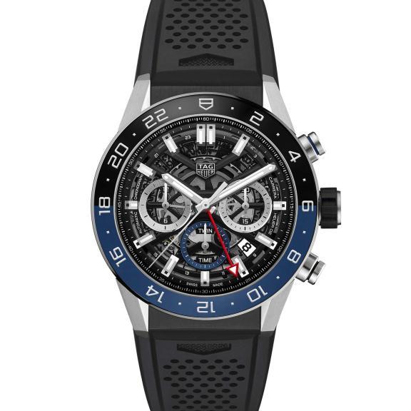 TAG Heuer-Carrera Heuer 02 GMT-CBG2A1Z.FT6157
